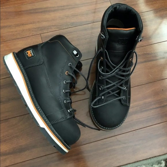 Timberland Pro Boots Anti Fatigue Oil